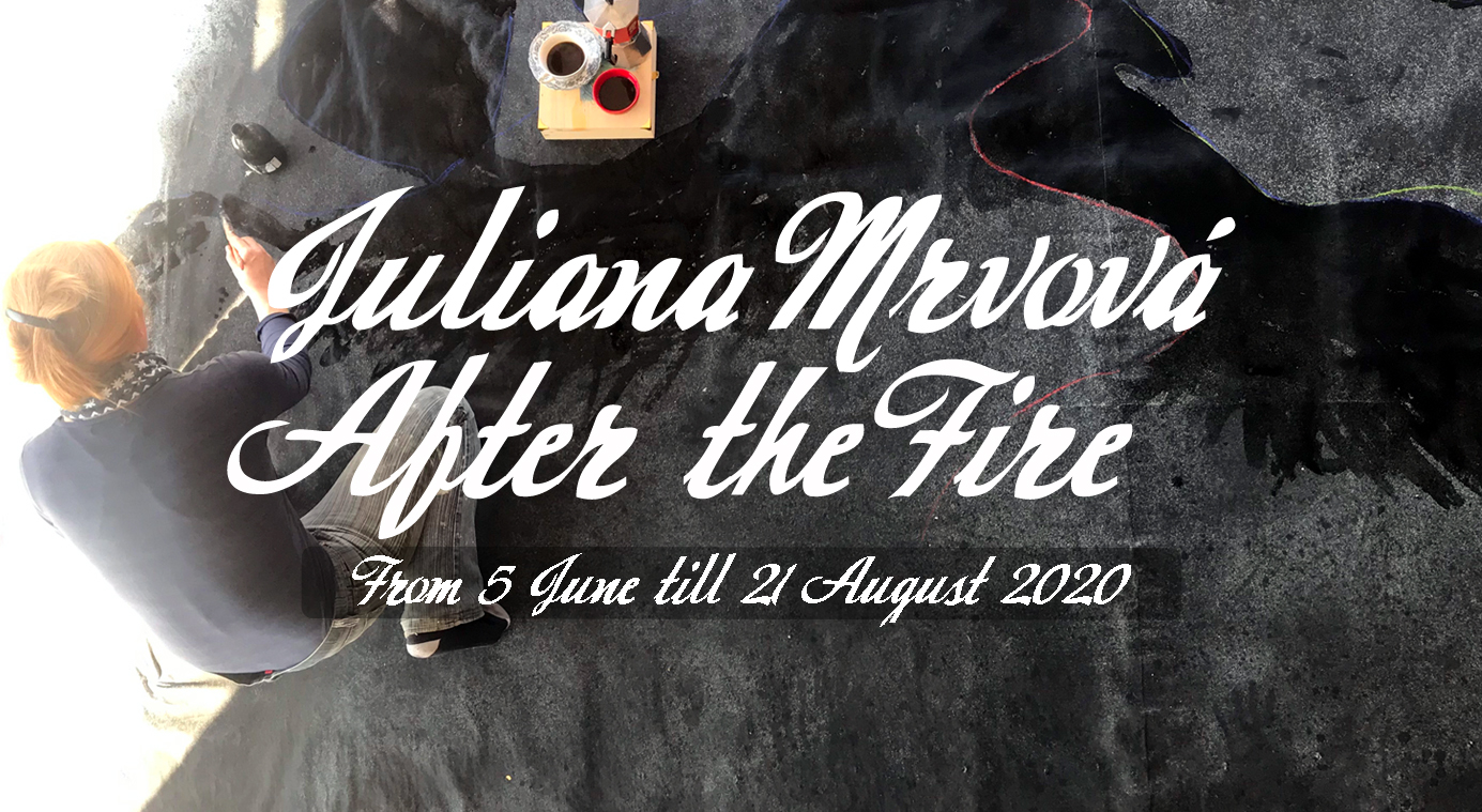 FB event cover_Juliana Mrvova_After the Fire – po vernisazi